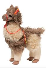douglas toys zephyr llama plushie