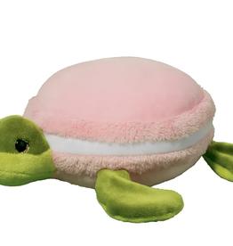 turtle macaroon plushie