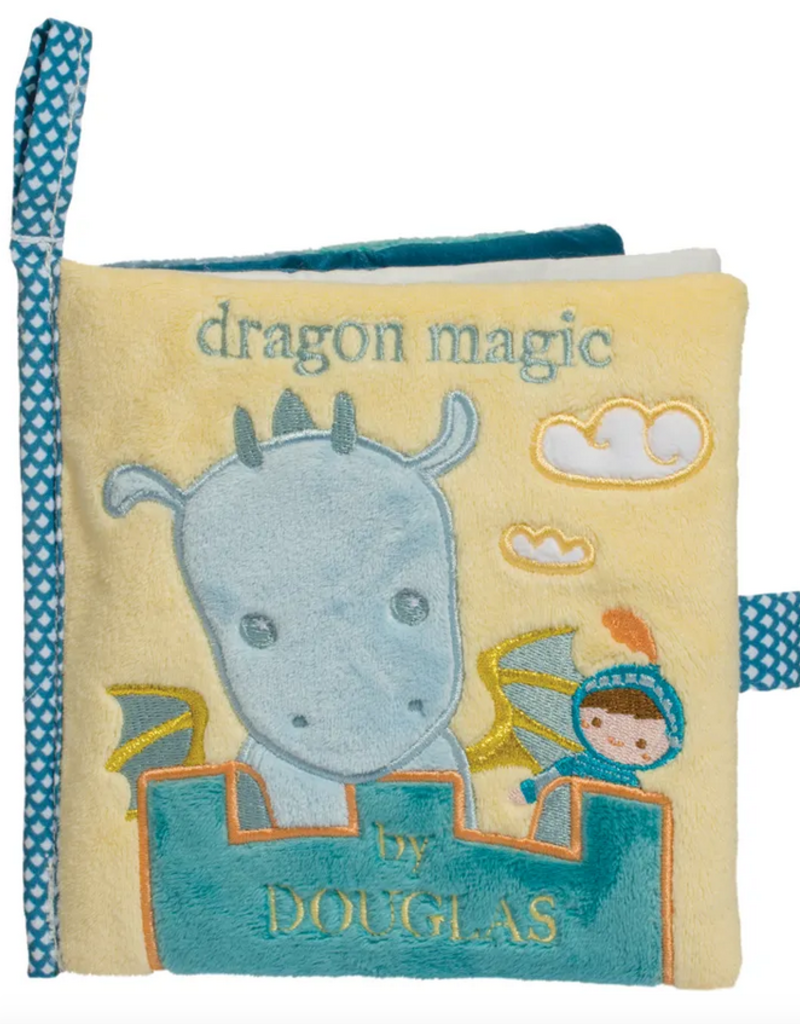 demitri dragon activity book