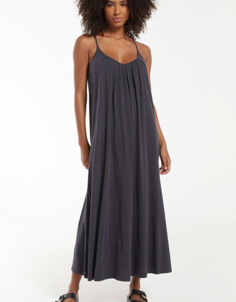 z supply lala maxi dress