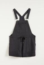 z supply cinched waist shortalls