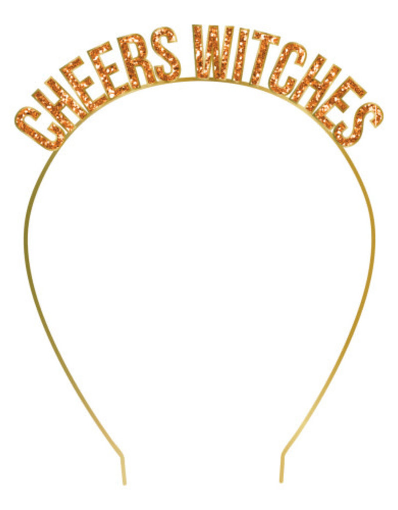 cheers witches headband