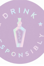 drink responsibly napkin set of 20