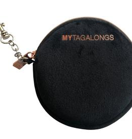 my tagalongs mask pouch vixen black FINAL SALE