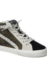 vintage havana kayla camo hightop sneaker FINAL SALE