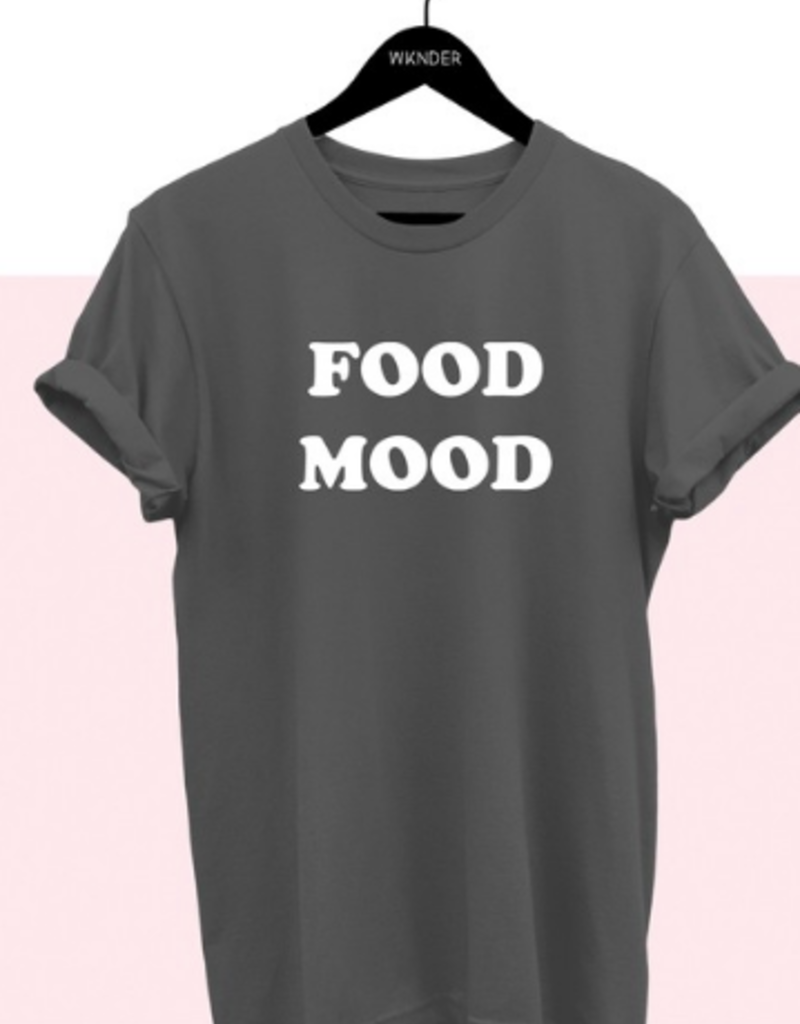 food mood tee final sale