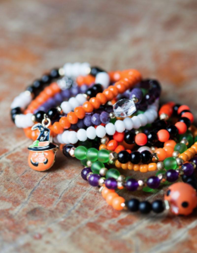halloween bracelet FINAL SALE