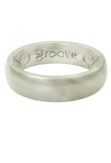 groove life thin metallic silicone ring final sale