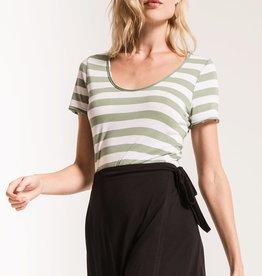 z supply the zoe wrap skirt final sale