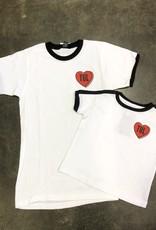 R+R TUL conversation toddler jersey tee final sale