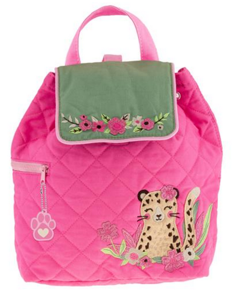 quilted backback FINAL SALE