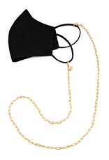 paperclip mask chain final sale