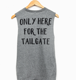 LivyLu only here for the tailgate muscle tank FINAL SALE