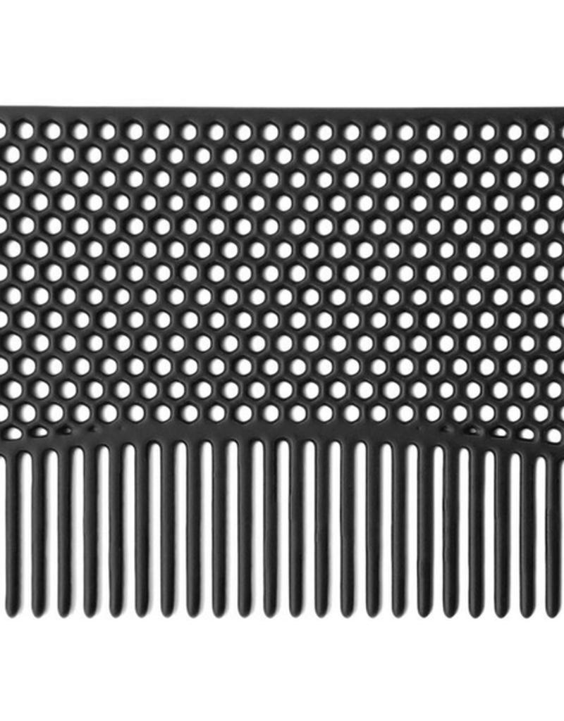 go comb matte black mesh go comb FINAL SALE