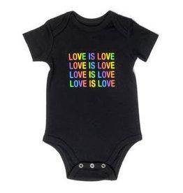 love is love onesie 3-6m final sale