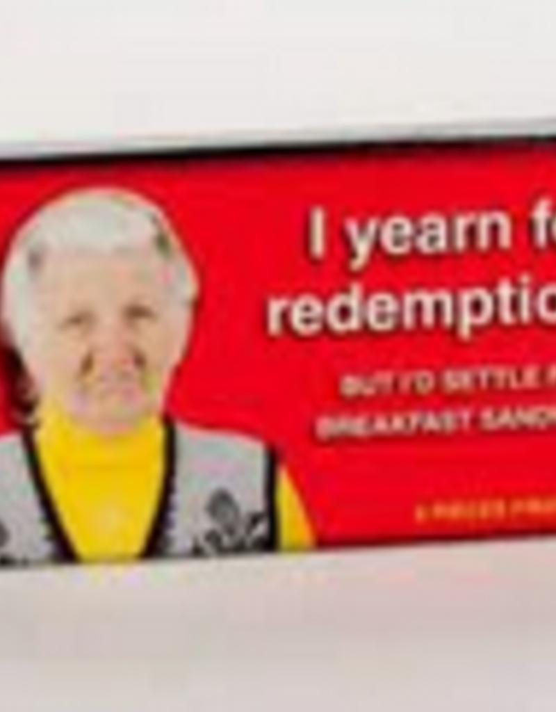 redemption gum FINAL SALE