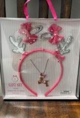 reindeer accessory gift set - ho ho FINAL SALE