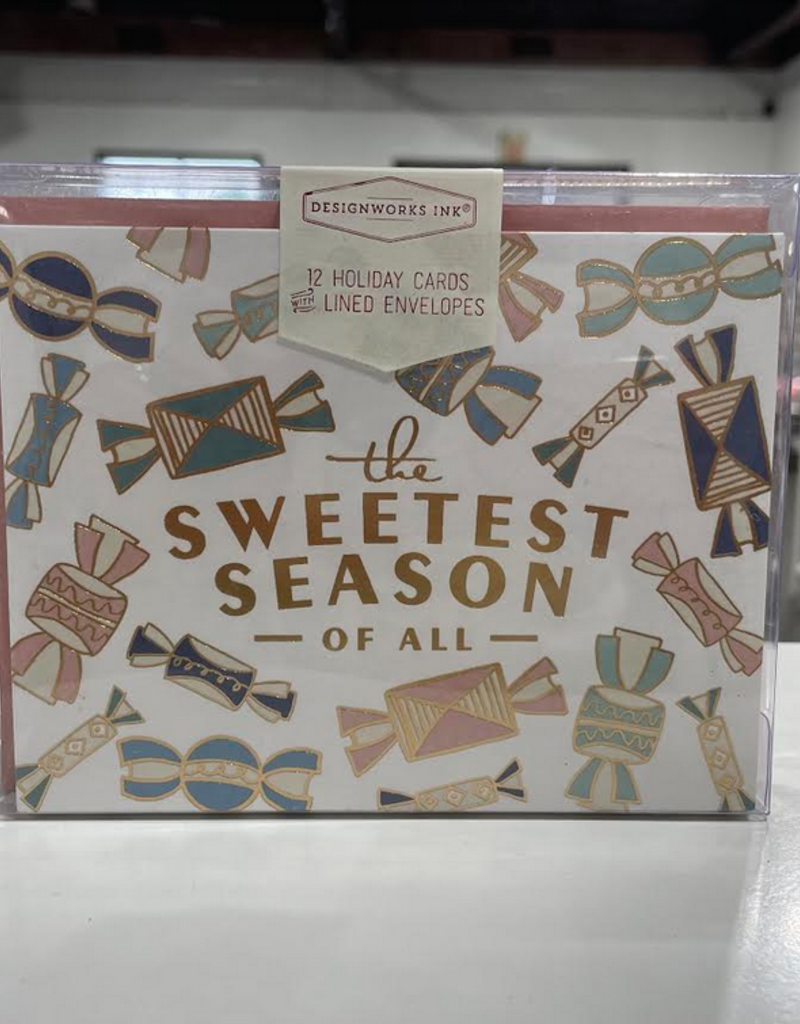 boxed holiday cards (12ct) FINAL SALE