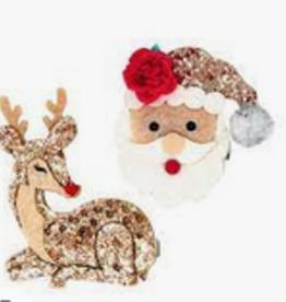 christmas party hair clip final sale