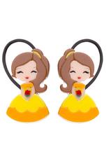 kids ponytial set