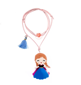 kids princess necklace