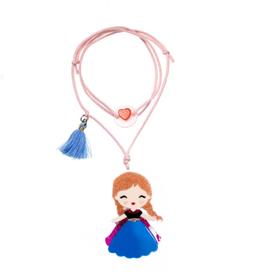 lilies & roses kids princess necklace