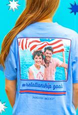 relationship goals tee