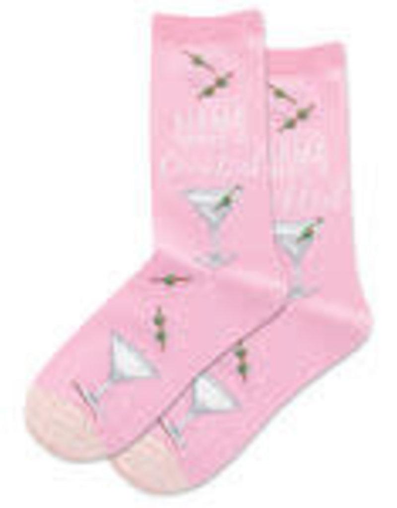 Hot Sox womens crew socks