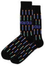 mens crew socks