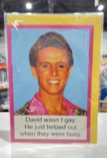 david card final sale