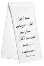 best things towel