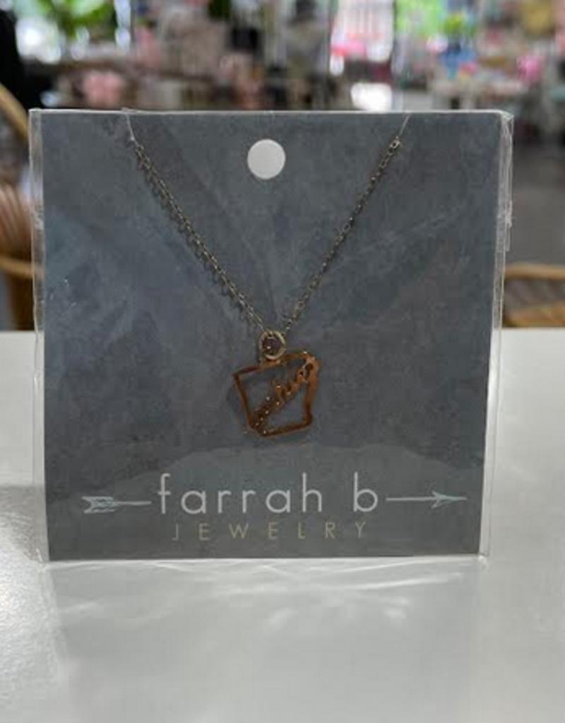 "arkie 18"" necklace final sale"