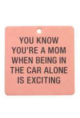 you know you're a mom when air freshener
