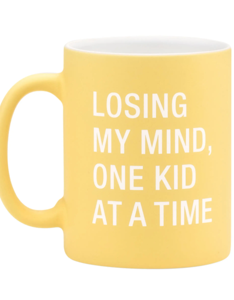 loosing my mind mug