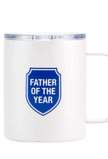 father of the year insulated mug