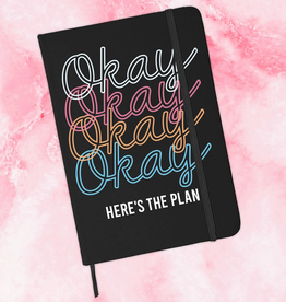 okay heres the plan journal - black