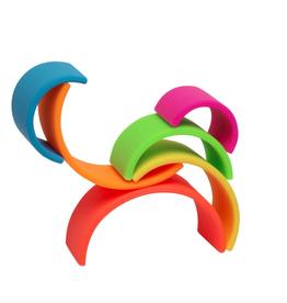 Dena neon rainbow toy - large