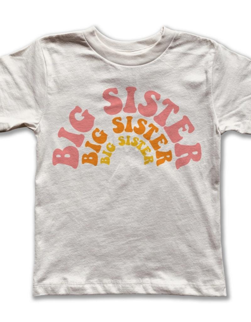 rivet apparel kids big sibling tee