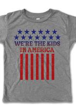 rivet apparel kids in america tee