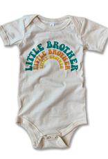rivet apparel little sibling onesie