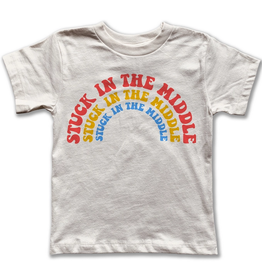 rivet apparel kids stuck in the middle tee