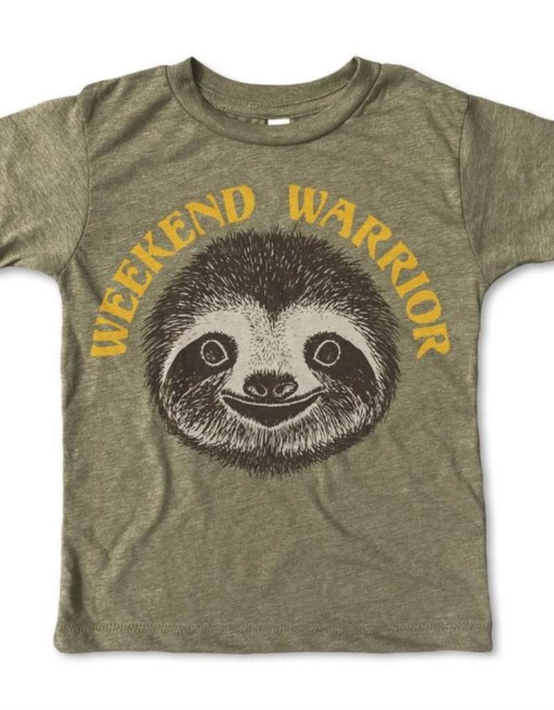 rivet apparel kids weekend warrior tee