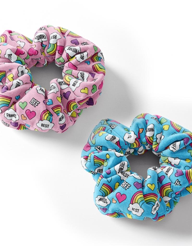 bff scrunchie set