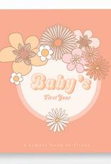 flower child memory book