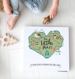 little years toddler book - boy