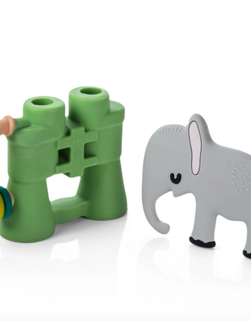 silicone teether set