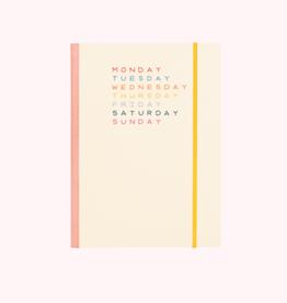 weekdays planner