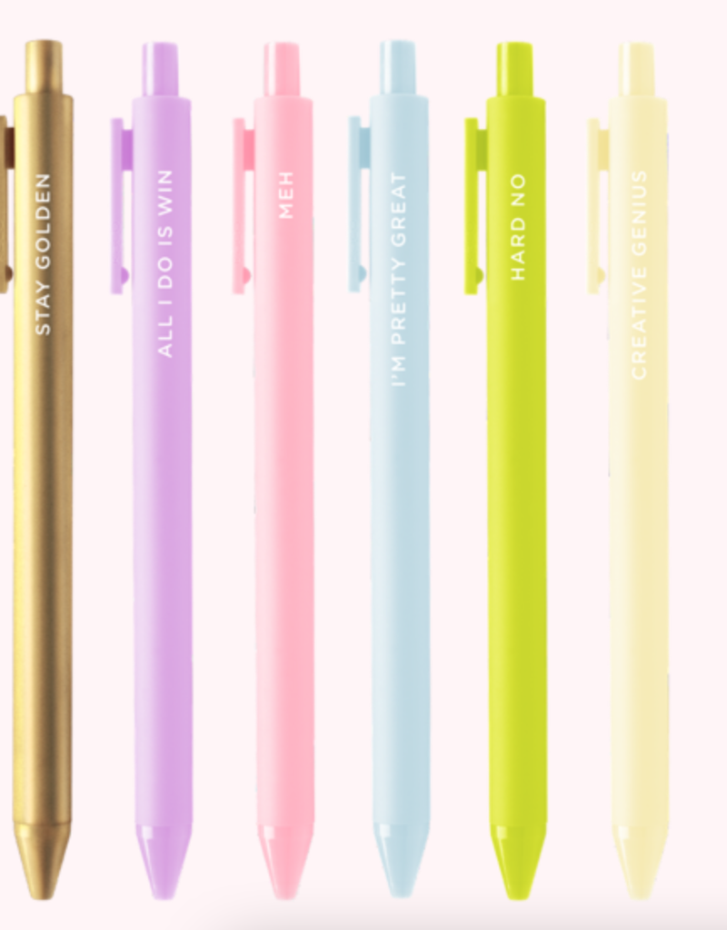 jotter colored single pen