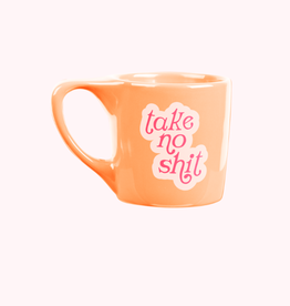 Talking out of Turn element mug