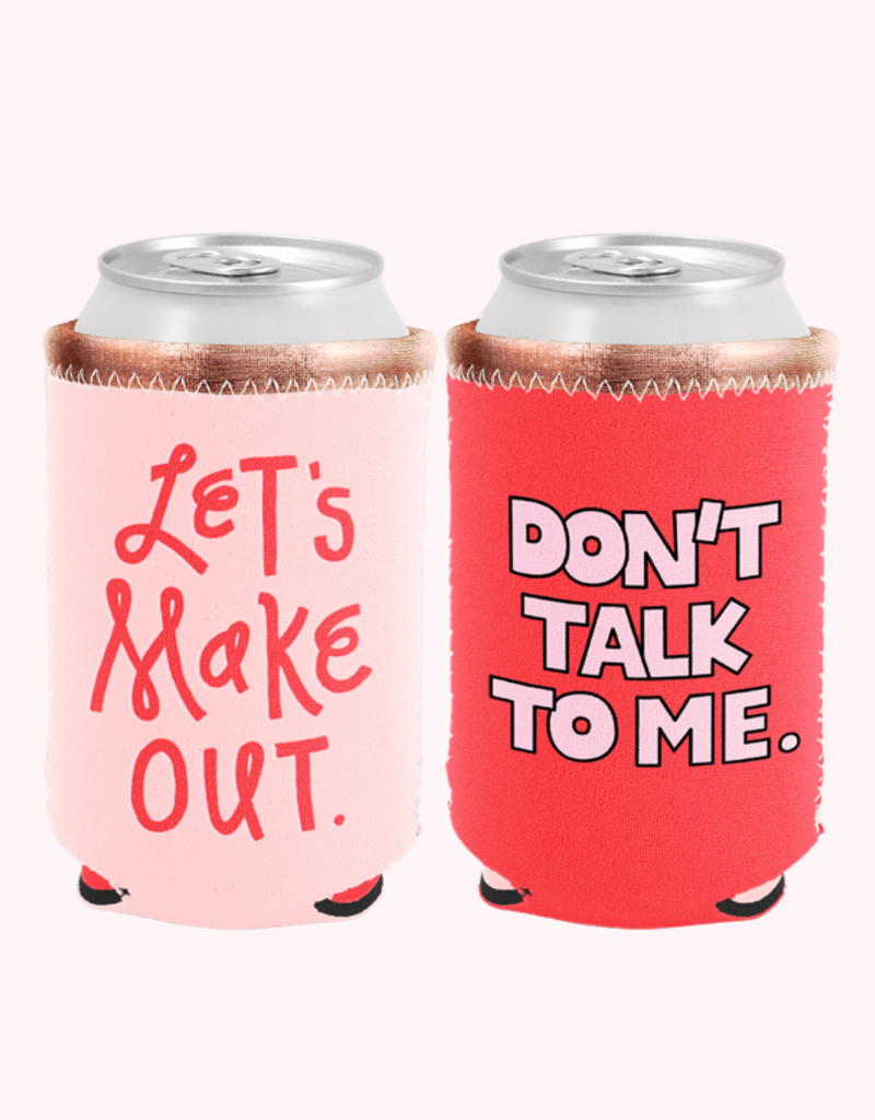 lets makeout reversible koozie